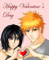 Happy Valentine's Day by Bellatrix-chan