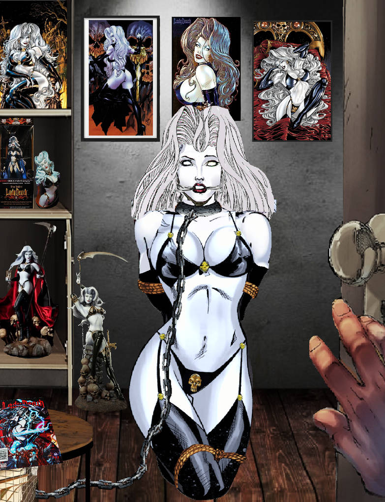 My Lady Death Collection! by Damselfiend