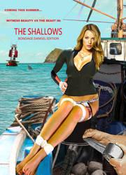 The Shallows Bondage Damsel Promo 1 by Damselfiend