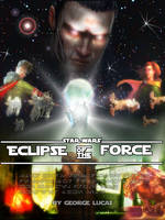 Eclipse of the Force poster by DarthDestruktor