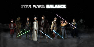 STAR WARS: Balance by DarthDestruktor