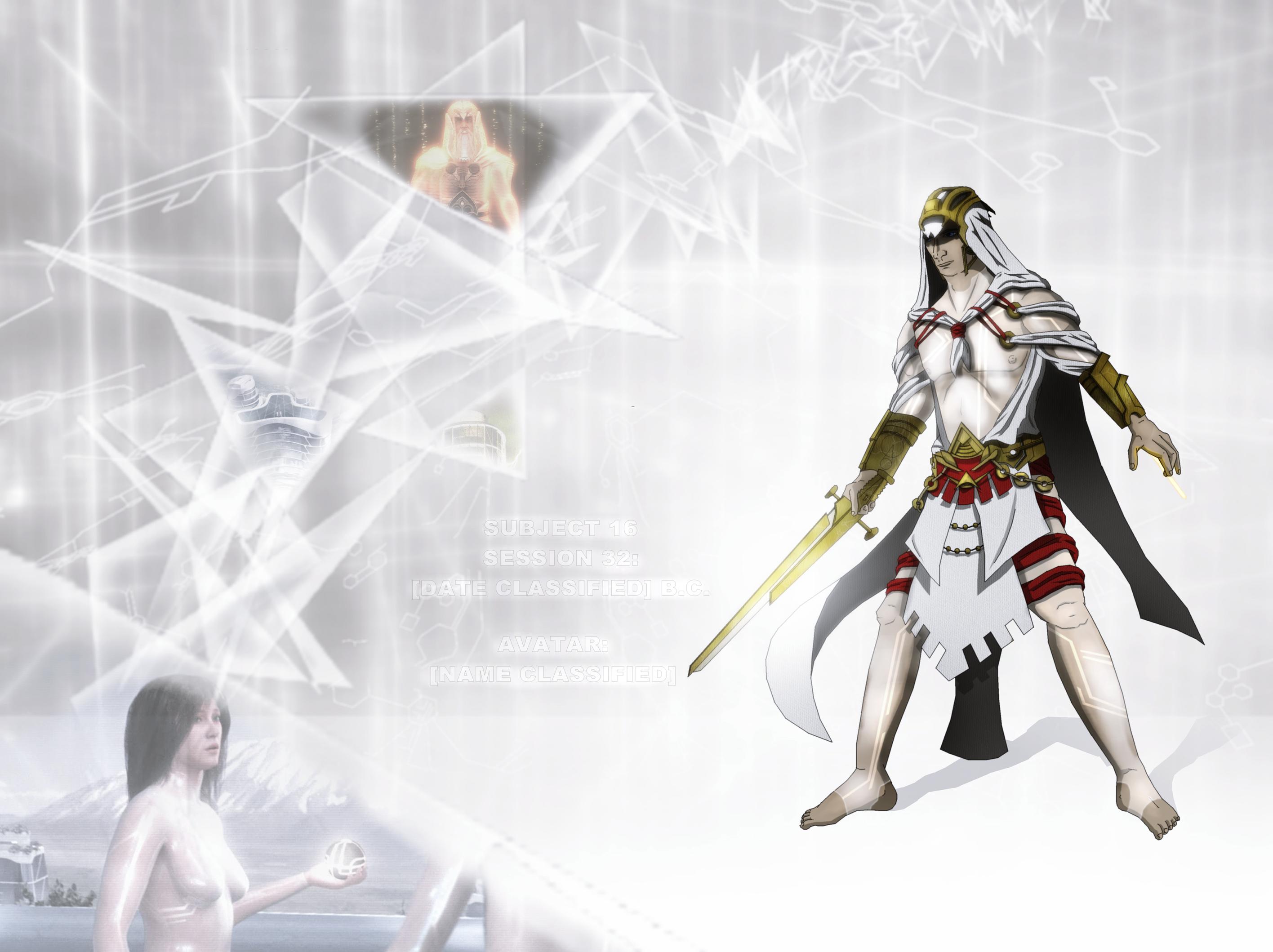 First Civilization Assassin by DarthDestruktor