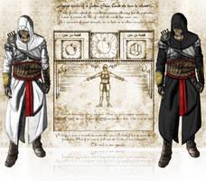 Armor of Altair by DarthDestruktor