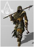 Assassin's Creed: Prehistory by DarthDestruktor
