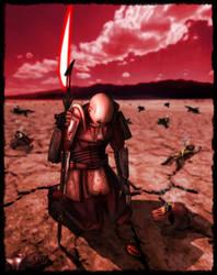 Last survivor of the Sith by DarthDestruktor