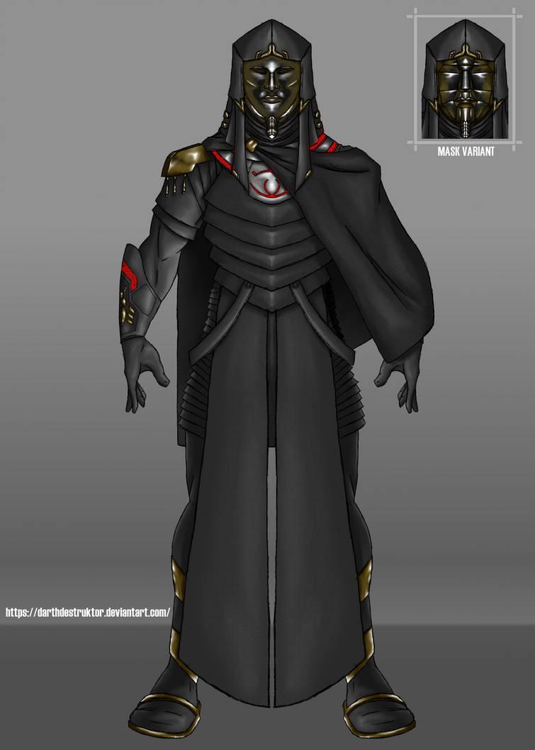 Ancient Sith by DarthDestruktor