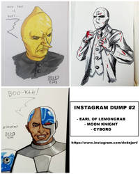 Instagram dump #2 by DarthDestruktor