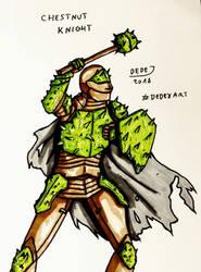 Chestnut Knight by DarthDestruktor
