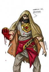 Cain, the first Templar by DarthDestruktor