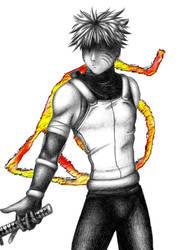 Naruto ANBU by analigia