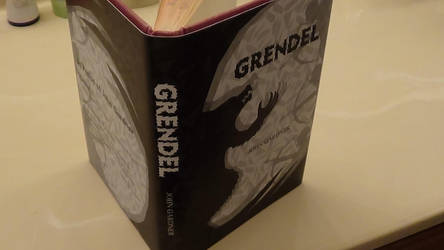 Grendel Cover Redesign by MozerSmozer
