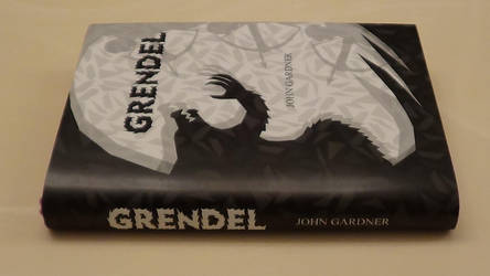 Grendel Cover Redesign 2 by MozerSmozer