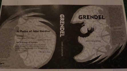 Grendel Cover Redesign Pre-Applied by MozerSmozer