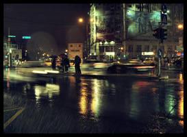 Winter rush by DianaCretu