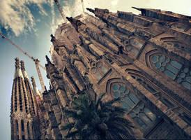Sagrada Familia I by DianaCretu