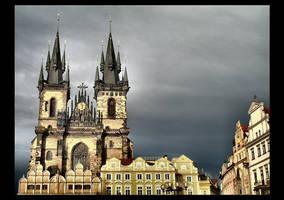 Praha - A Touch Of Sun by DianaCretu