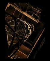 Surgery on a tower by DianaCretu