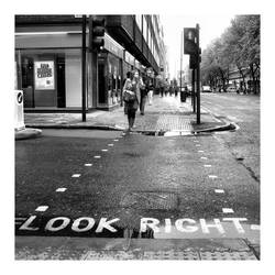 Look right by DianaCretu