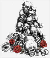 Skull Decal by Chirin