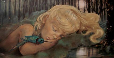 Dream Child by Chirin