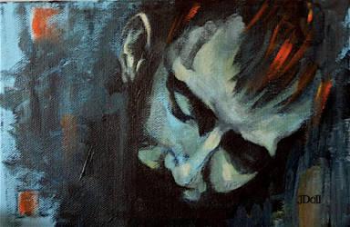 Thom Yorke by Chirin