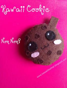 Kawaii Cookie Nom Nom :3 by KawaiiKim-Monstah
