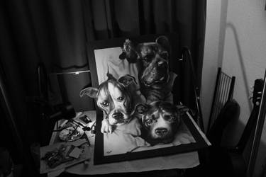 Landon Dogs by byfredo