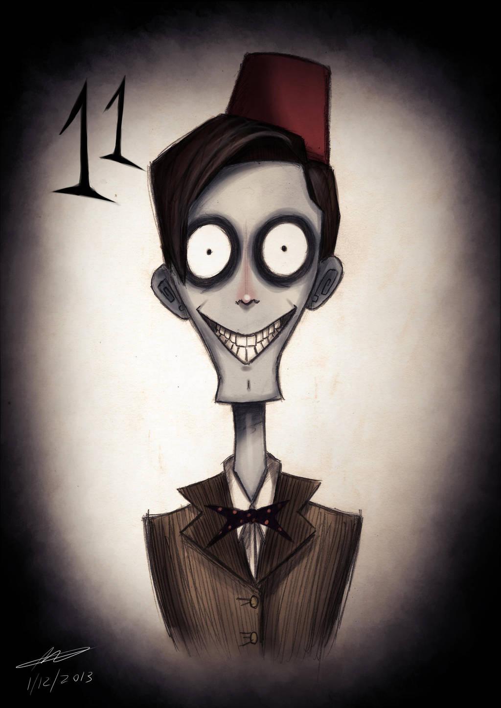 Doctor Burton 11 by Kenilem