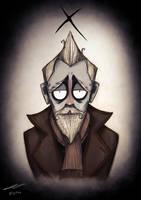 War Doctor Burton by Kenilem