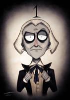 Doctor Burton 1 by Kenilem