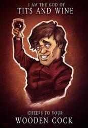 Tyrion by Kenilem