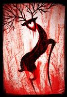 Deer by Kenilem
