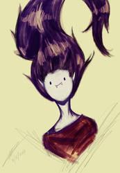 Little Marcy by Kenilem