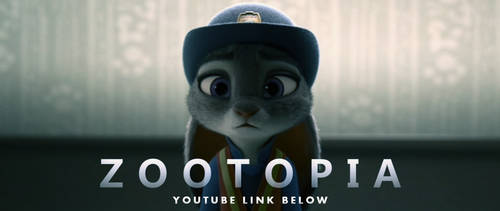 Trailer Edit - Zootopia as a Crime Thriller by Kenilem