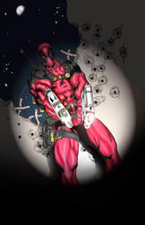 Deadpool by MelloUshimawa