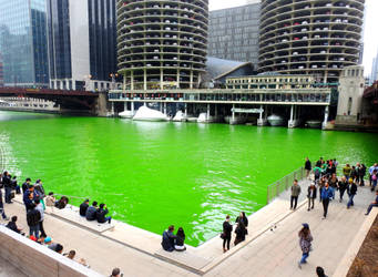 Green River Chicago by kilroyart