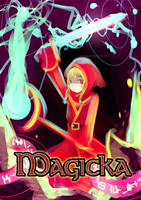 Magicka_Girl by Berkey