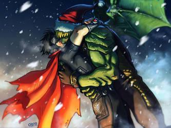 Merry Christmas by Cris-Art