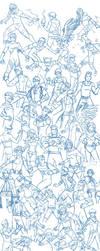 Teacup league by Cris-Art