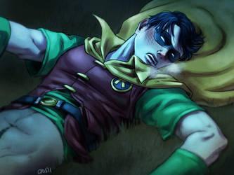 Robin by Cris-Art