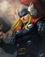 Thor by Cris-Art