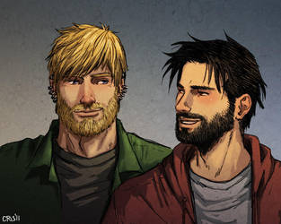 Beard by Cris-Art