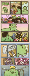 Hulk fashion by Cris-Art