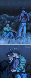 Wayfaring Stranger part1 by Cris-Art