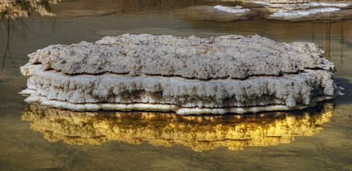 Gold salt by haimohayon