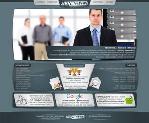 Yeknoloji Interactive by DestrMedia