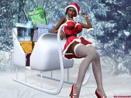 Santa's Helper by MrSynnerster