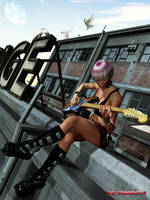 Roof Top Musical by MrSynnerster