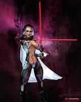 Dark Apprentice 2 by MrSynnerster