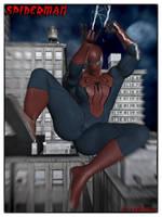 Spiderman by MrSynnerster